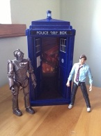 I say old chap. You haven't seen my sonic screwdriver, have you?