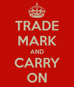 Illustration-Trade Mark and carry on