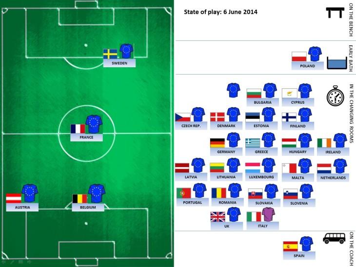 Belgium infographic
