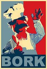 Bork! (Image via Max Geiger/Flickr under creative commons (link))