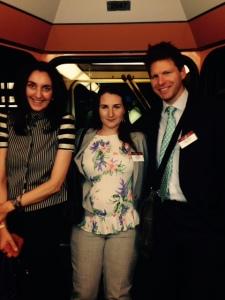 The Keltie Design Team (Manuela Macchi, Emily Weal and Michael Moore)