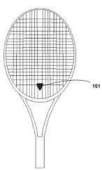 Racquet sensor