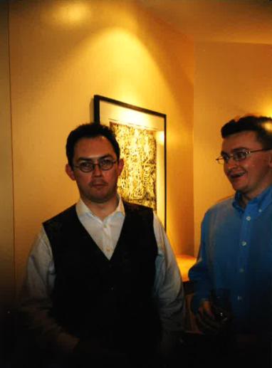 Sean Cummings and Alistair Gay