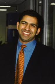 Shak Ahmed (circa 1998)