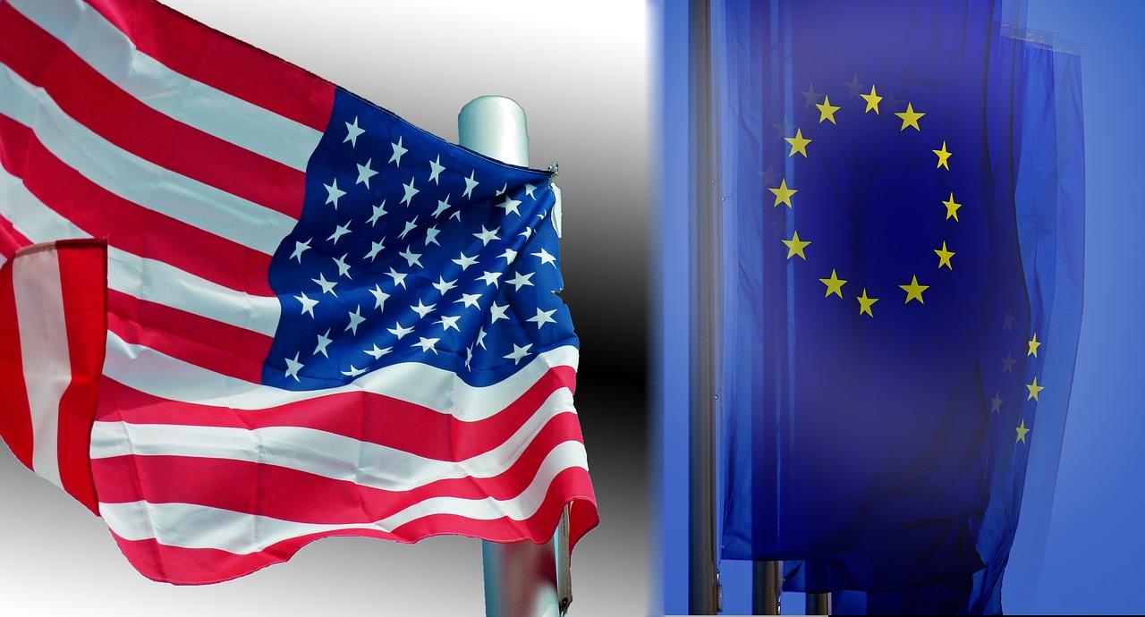 us-europe flag